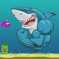 Friv Scary Mad Shark Online