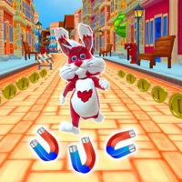 Friv Subway Bunny Run Rush Rabbit Runner Game Online