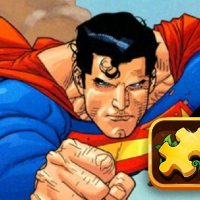 Friv Superman Hero Jigsaw Challenge Online
