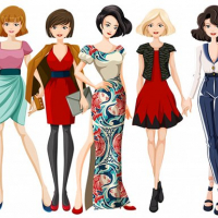 Friv Top Model Girls Puzzle Online