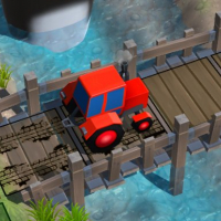Friv Tractor Puzzle Farming Online